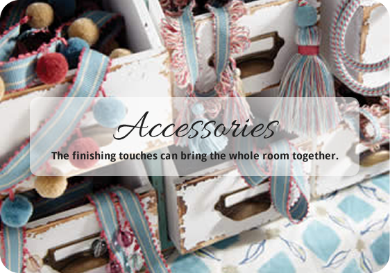 handmade bespoke made to measure Accessories - Dressing Rooms