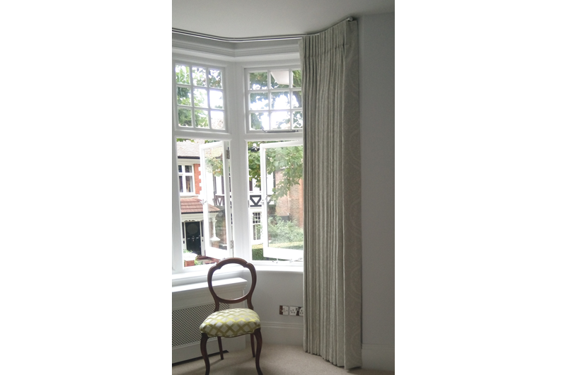 handmade bespoke curtains on bay metropole