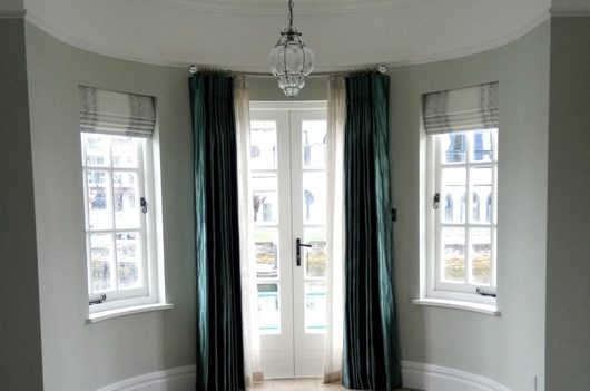 handmade bespoke curtains and blinds