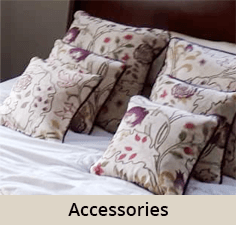 Soft furnishings accessories
